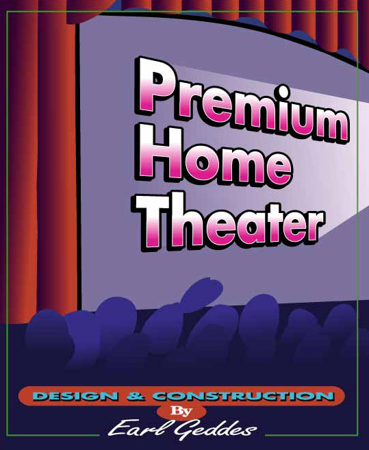 Premium Home theater book